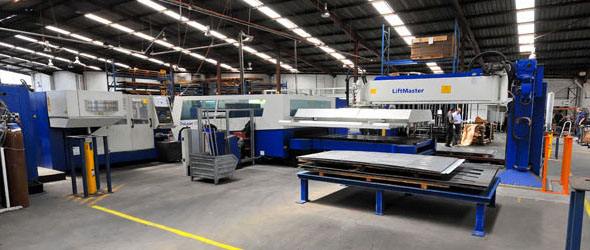 TRUMPF Combination Laser & Punch