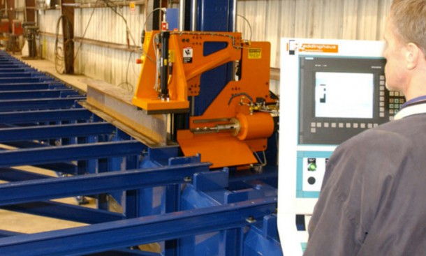 See our range of Fabrication and Vertical Storage machinery